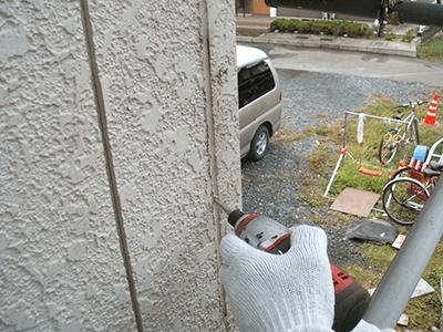 地処理を怠ると雨漏りや外壁材の劣化の原因となり、家の寿命を縮めることになります。